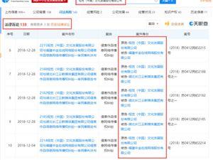 十年来视觉中国涉及法律诉讼案件1.2万件