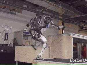 波士顿动力 机器人