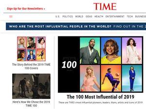 全球百大人物榜单