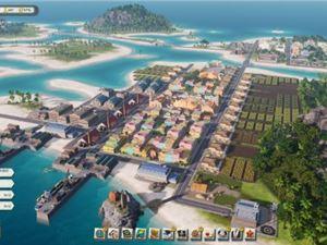海岛大亨6 旅游业 赚钱