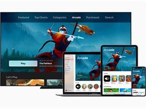 PlayGalaxyLink 三星 苹果 AppleArcade