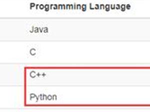 Python C++