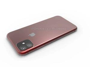 2019 款 iPhone XR 渲染图曝光:方形凸起的「浴霸式」后置双摄设计