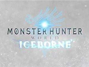 怪物猎人世界冰原dlc