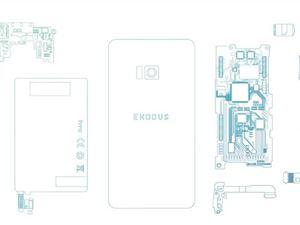 HTC區塊鏈手機 HTC