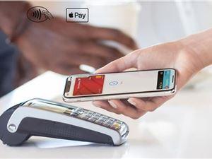苹果 NFC支付 iPhone