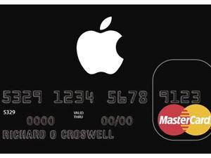 苹果 iTunes信用卡 AppleCard