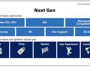索尼PS5将采用第三代AMD Ryzen CPU 并采用SSD!