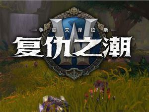 魔兽世界 8.2版本 H艾萨拉女王