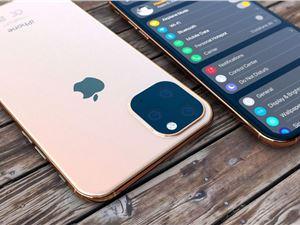 蘋果  iPhone 11 最新渲染圖曝光:太空灰 / 銀 / 金三種機身顏色