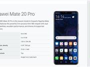 华为 Mate 20 Pro 重回谷歌 Android Q 测试设备名单