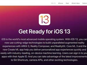 ios13 ios13有什么新功能