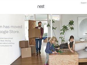 Nest智能家居网站 Google商店 Google
