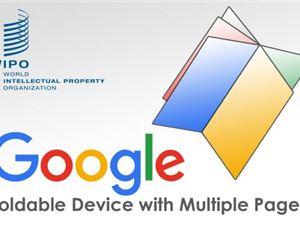 """谷歌""""电子书""""专利曝光 拥有多片可翻页显示屏"""