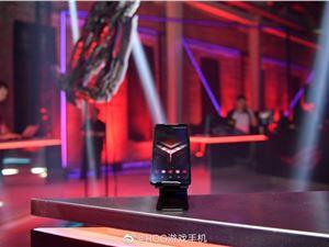 华硕联合腾讯的电竞旗舰 ROG 游戏手机 2 即将发布:120Hz 刷新率