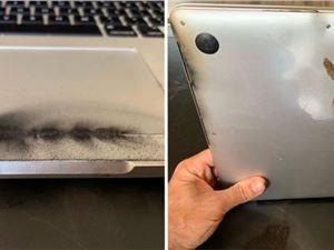 苹果召回MacBookPro MacBookPro 苹果电池更换