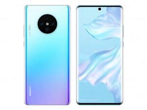 華為Mate 30 Pro高清渲染圖曝光:Lumia 1020附體?