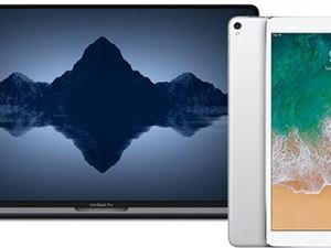 新iPad 16英寸MBP