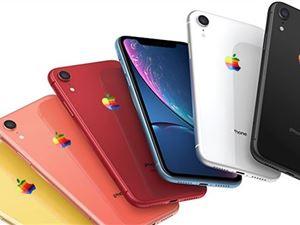 苹果 苹果彩虹logo