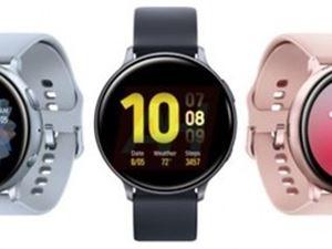 三星 Galaxy Watch Active 2 曝光 自研处理器/五种配色