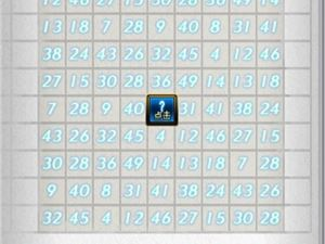 dnf 数字解密答案 8.12数字解密答案
