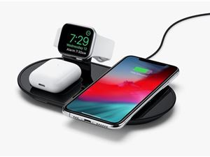 AirPower 苹果 Mophie 无线充电