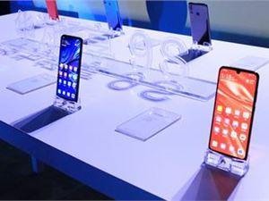 欧洲智能手机 华为 小米