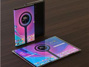 小米雙折疊手機 小米折疊屏手機 小米DualFlex 小米MIXFlex 小米