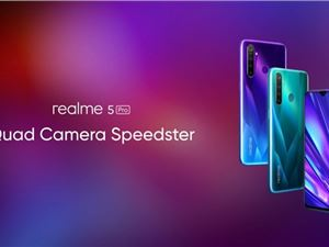 realme 5 Pro发布:骁龙712+4800万AI四摄