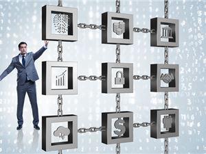 去中心化金融 金融科技 区块链 去中心化 Fintech 区块链金融 金融服务