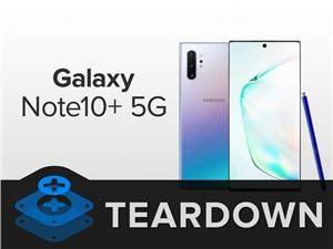 三星Note10+ 三星 三星Note10+5G GalaxyNote10+