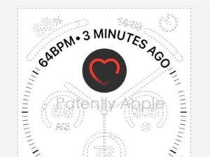 苹果在香港获得44项与Apple Watch UI元素相关的设计专利