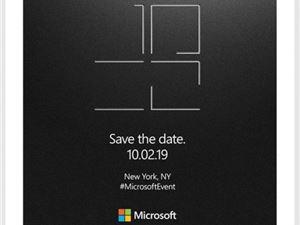 微软 Surface 微软新品发布会