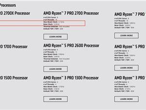 锐龙Pro AMD