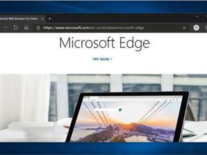 Edge 微软