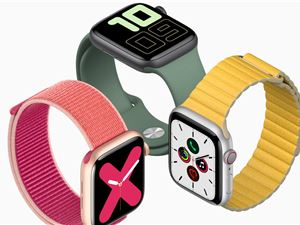 AppleWatchSeries5 苹果手表5 苹果新品发布会 AppleWatch5