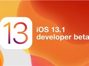 iOS13.1Beat4 苹果 iPadOS13.1 iOS13.1