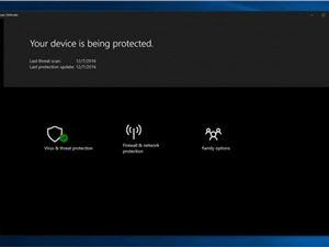 安全更新导致Microsoft Defender无法正常执行快速/全盘扫描