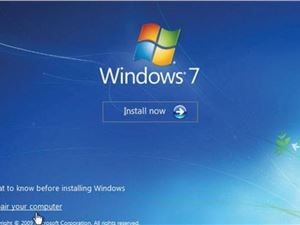 Windows7 微软