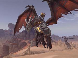 魔兽世界 魔兽世界死亡之翼坐骑