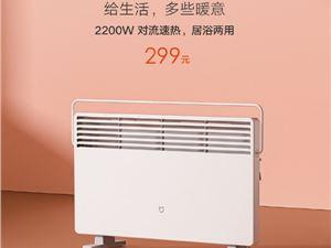 米家电暖器温控版 米家电暖器 小米