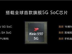 余承东:华为麒麟990 AI性能已经超越苹果A13