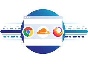 Chrome Firefox Cloudflare HTTP3