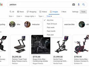 Google圖片搜索欄目發生變動 按條件查找所需的照片變得困難