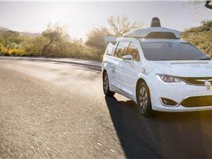 Waymo 谷歌 完全自动驾驶
