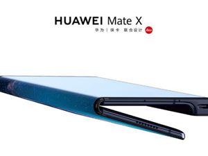 华为MateX5G 华为折叠屏手机 三星GalaxyFold 三星折叠屏手机 华为MateX 折叠手机 可折叠iPad