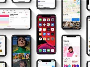 iOS13 苹果 iPadOS iPad