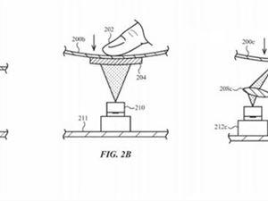 苹果正在考虑使用激光技术来提升iPad和iPhone的打字效率