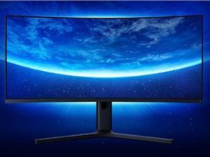 144Hz 2K带鱼屏!小米曲面显示器34英寸开启预售