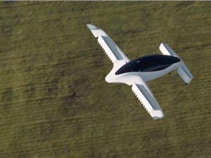 飞行出租车公司Lilium完成第一阶段飞行测试 曾获腾讯投资